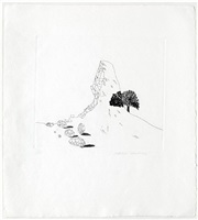 the glass mountain shattered by david hockney