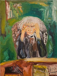 haunted soul by john bellany