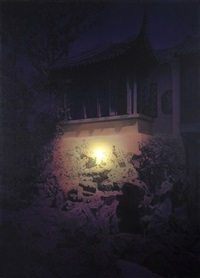 peony pavilion luminous pearl at midnight by yang xun