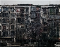 fragmented city no. 9 by li hua