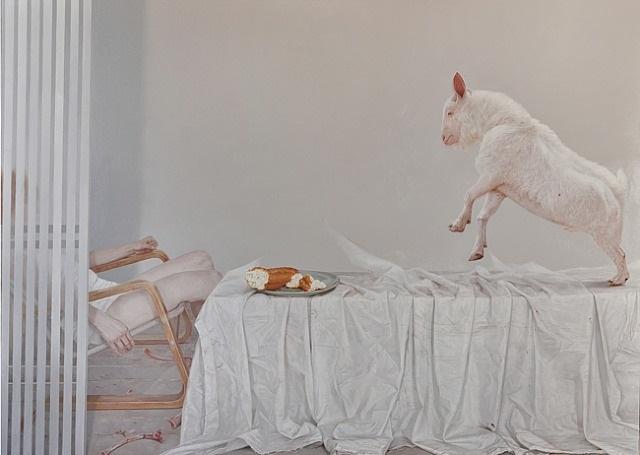 goat no.1 by zhang yu