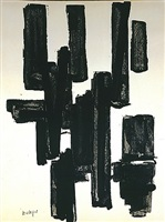 composition by pierre soulages