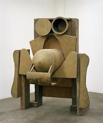 up a note by anthony caro