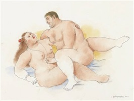 artwork by fernando botero