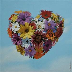 flower heart by jeroen buitenman