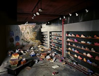 shoe store by lori nix