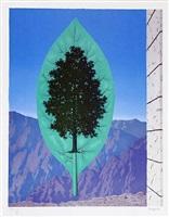 le dernier cri (the last word) by rené magritte