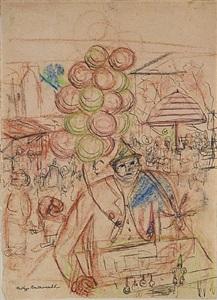 jahrmarkt in davos by philipp bauknecht
