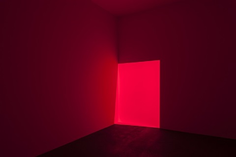 sloan red by james turrell