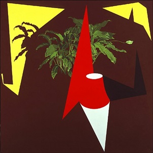 patrick caulfield by patrick caulfield