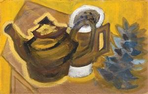 copper pots by francis davison