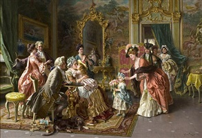 the birthday party by arturo ricci