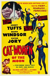 cat-women of the moon by astor film