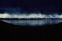namtso lake (amdo) by frédéric lemalet