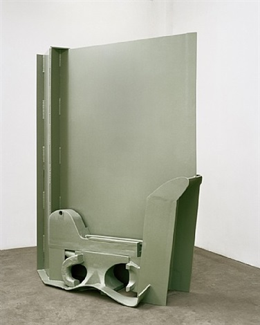 up zero by sir anthony caro