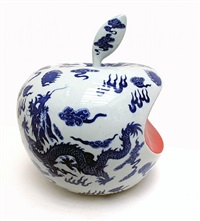 apple china (tradition) by li lihong