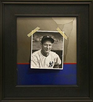 pride of the yankees (lou gehrig) by otto duecker