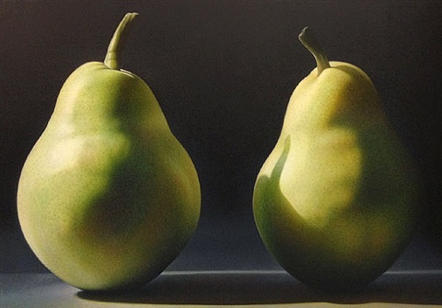 relationships v (pears) by dennis wojtkiewicz