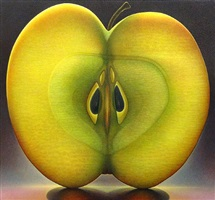 apple series #1 by dennis wojtkiewicz