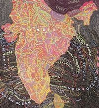 india by paula scher