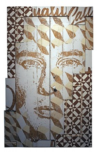 ataxia 2 by vhils
