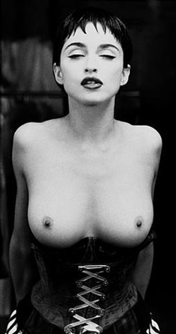 madonna ii san pedro by herb ritts