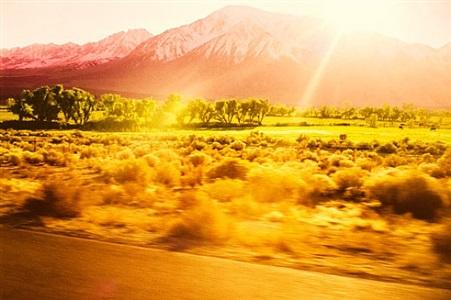 sierra sunrise by philipp keel