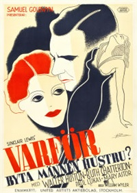dodsworth (united artists, 1936) by john mauritz (moje) åslund