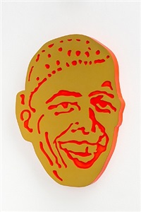 gold obama (ecstasy) by beverly fishman