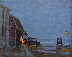 twilight by edward henry potthast
