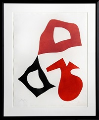 trois formes by hans arp