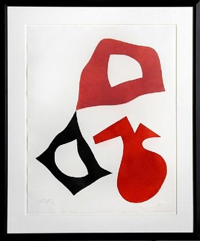 trois formes by jean/hans arp