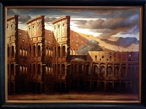 colosseo (colosseum) by alberto andreis