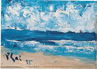 seaside by bui xuan phai