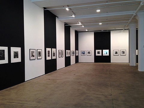 installation view of robert mapplethorpe: saints and sinners