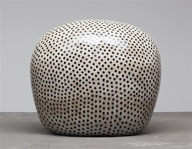 jun kaneko black and whitenew works by jim waid by jun kaneko