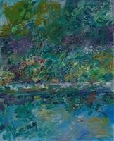 reflejos en el estanque by julián grau santos