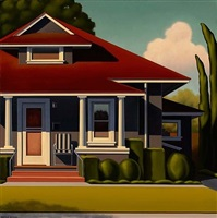 service porch by r. kenton nelson