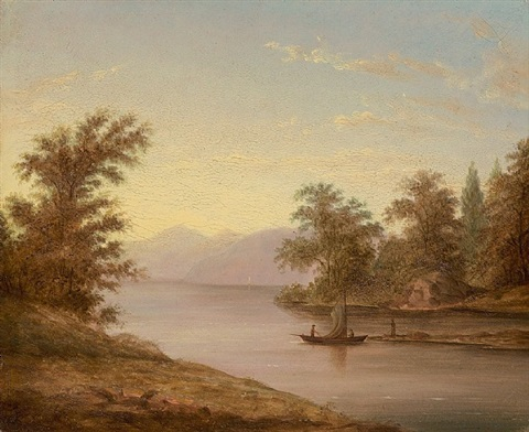 landscape by thomas doughty
