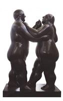 ballerini by fernando botero