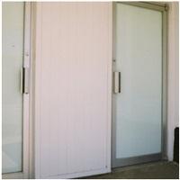 twin doors by seton smith