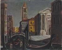 venezia by emiliano di cavalcanti