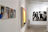 installation view: room 8 by various artists