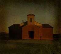 red church by jack spencer