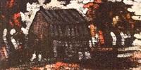 sans titre, circa 1936 by marc-aurèle fortin