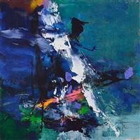 the last river ii (sold) by jean-pierre lafrance