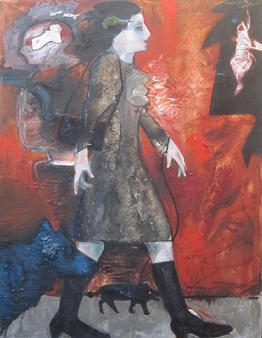 berlin woman by james davis