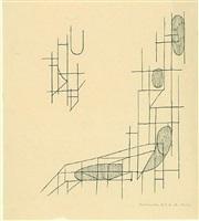 zeichnung 6, 7 by gerd arntz