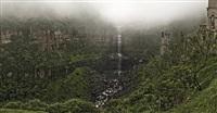 salto del tequendama (tequendama falls), kolumbien by josé maria mellado