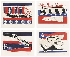 french revolution bicentenniel suite by robert motherwell